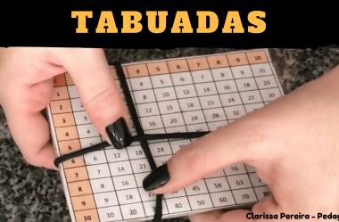 Atividade prática: TABUADAS