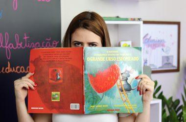 Atividades de alfabetização a partir de livros