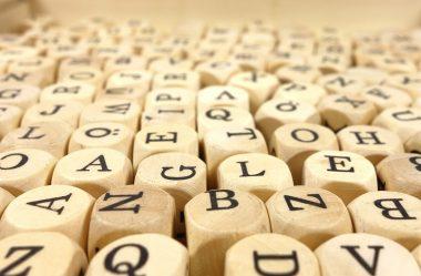 17 atividades para ensinar as letras